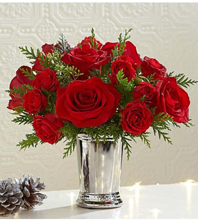 Merry Mistletoe™ Bouquet