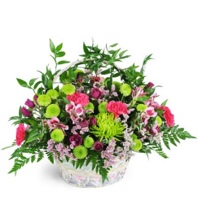 Beautiful Blooms Basket™