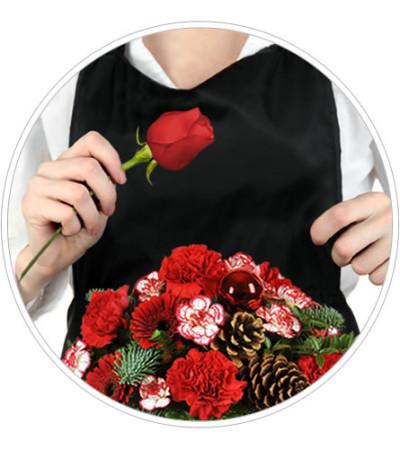 Florist's Choice for Christmas