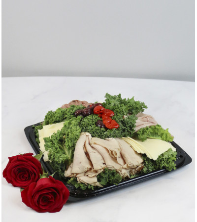 Fresh Cold Cut Tray by Fruits & Flowers
