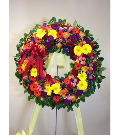 Loving Eternal Wreath