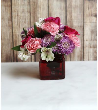 Morgan's Florist Artisan Arrangement 13