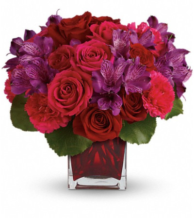 Teleflora's Take My Hand Bouquet