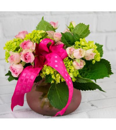 Ten Pennies Florist Artisan Arrangement 12