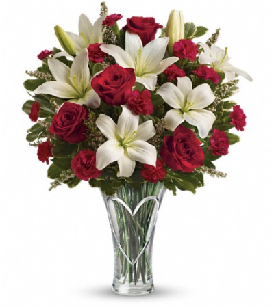 Teleflora's Heartfelt Bouquet