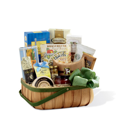 The FTD® Heartfelt Sympathies™ Basket