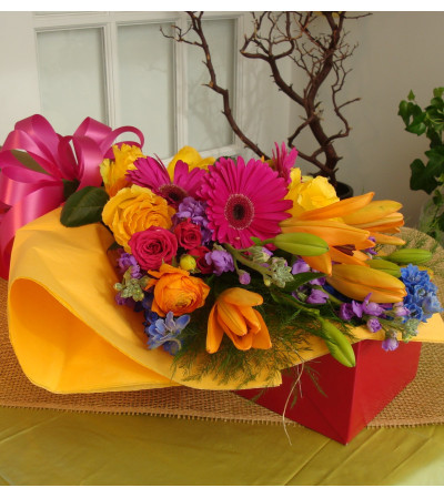Premium Designers Choice Boxed Bouquet