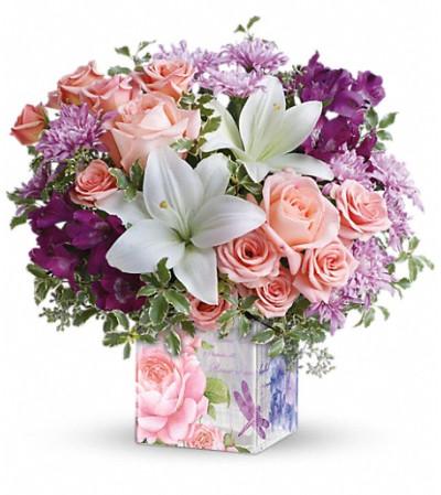 Teleflora's Grand Garden Bouquet
