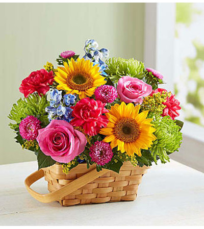 Sunny Garden Basket™