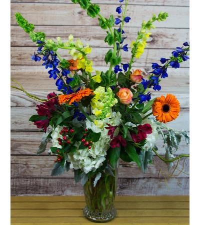 Ten Pennies Florist Artisan Arrangement 5