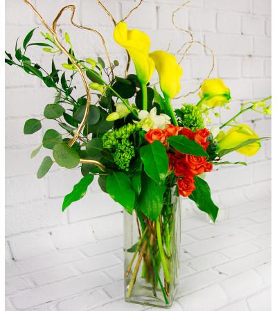 Ten Pennies Florist Artisan Arrangement 16