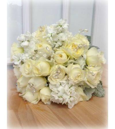 In My Dreams Bridal Hand Tied Bouquet
