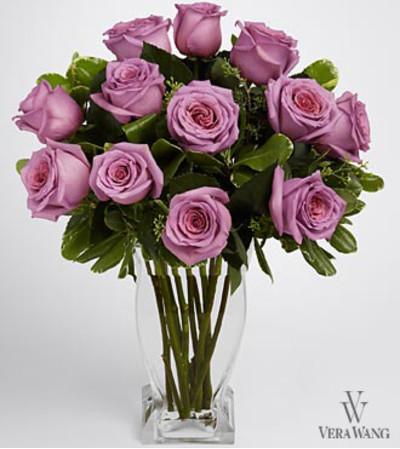 Vera Wang Lavender Rose Bouquet