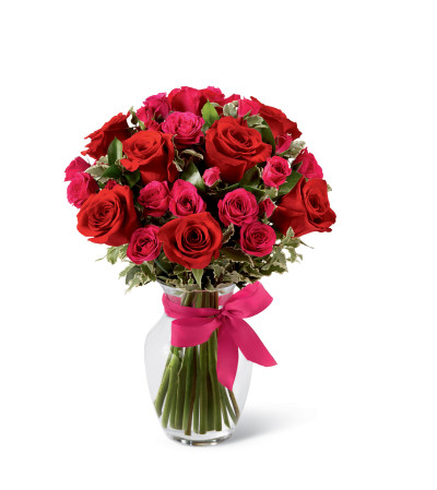 The FTD® Love-Struck™ Rose Bouquet