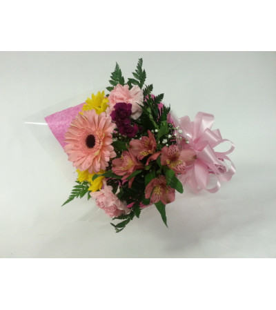 A Classic Cut Bouquet