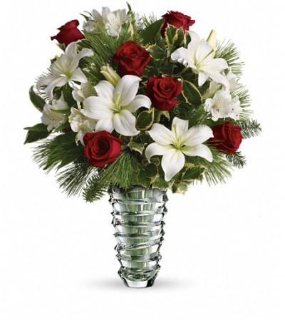 Teleflora's Glorious Noel Bouquet