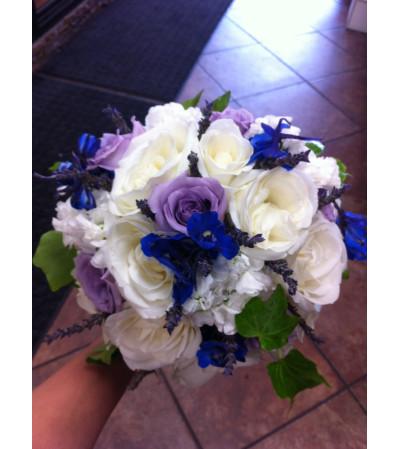 Blue Ivy Bouquet