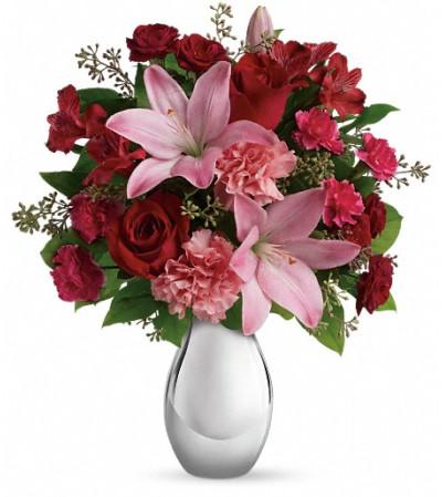 Teleflora's Moonlight Kiss Bouquet
