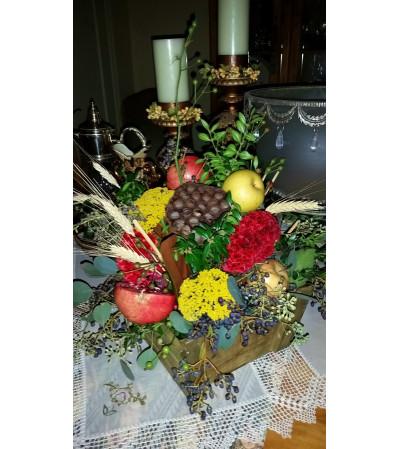 Williamsburg Thanksgiving