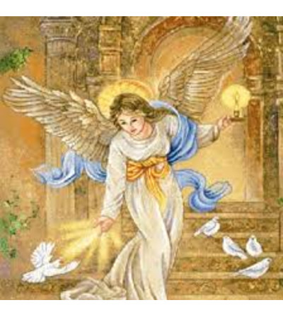 Memorial Throw Angel