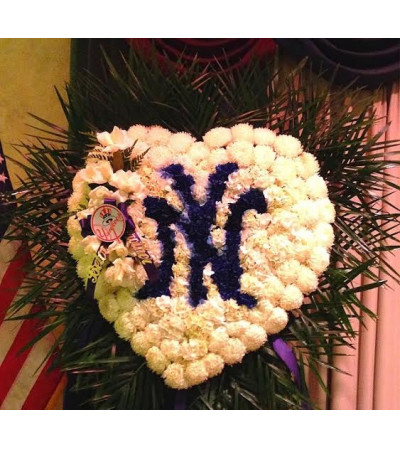 Funeral Custom Yankee Heart Sympathy