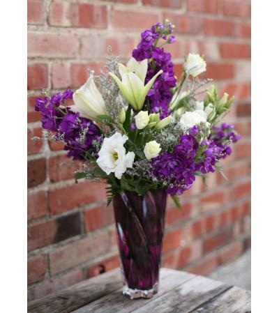 Purple Loving Thougths