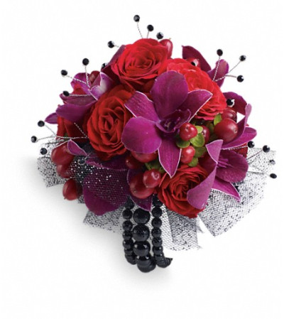 Celebrity Style Corsage