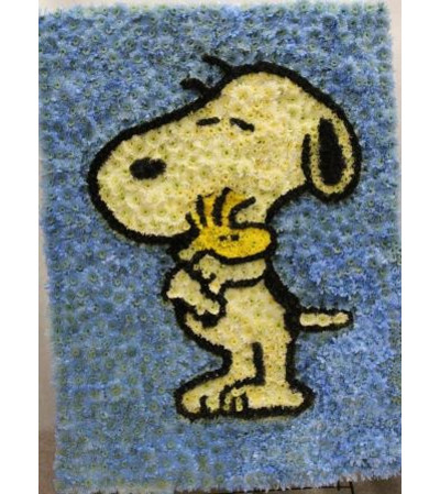 Snoopy Funeral Tribute