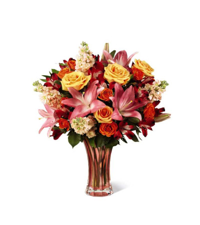 The FTD® Touch of Spring® Bouquet 2017