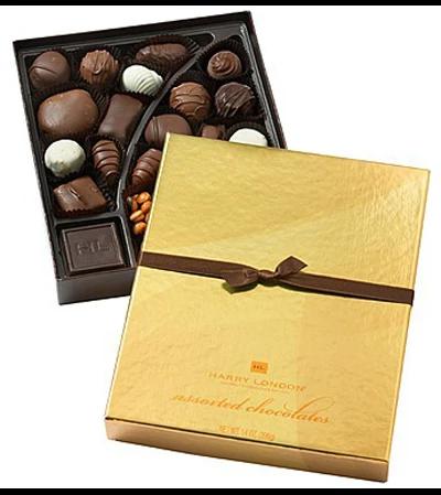 Harry London Gourmet Chocolate