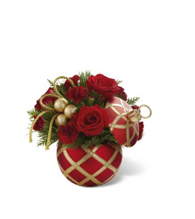 Holiday Candy Ball