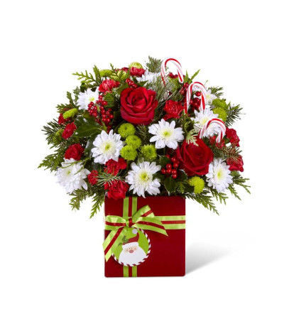 The FTD® Holiday Cheer™ Bouquet 2016