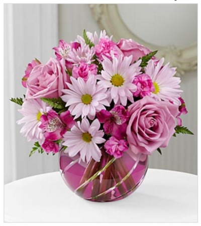 The  Radiant Blooms Bouquet