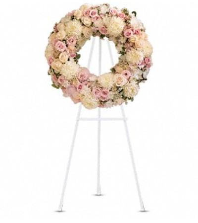 Peace Eternal Wreath Tribute