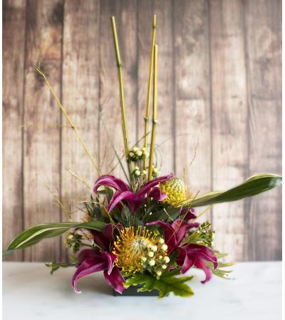 Morgan's Florist Artisan Arrangement 10