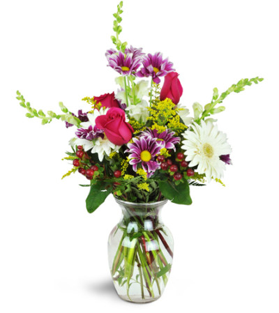 Sunshine Daisy Rose Bouquet™