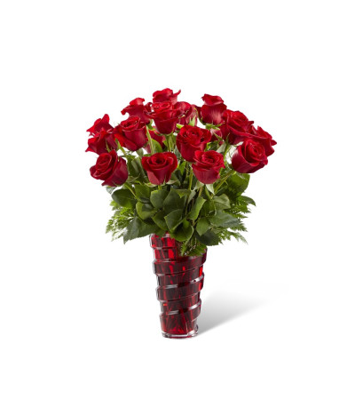 The FTD® In Love with Red Roses™ Bouquet