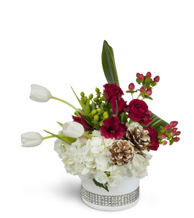 Snowfall Bouquet™
