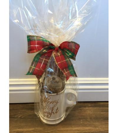 Merry & Bright Holiday Mug