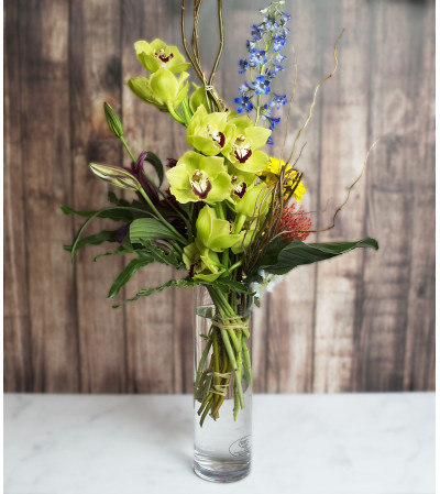 Morgan's Florist Artisan Arrangement  15