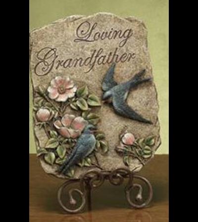 LOVING GRANDFATHER STEPPING STONE