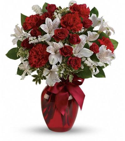 Light Of My Heart Bouquet