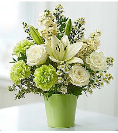 Graceful Green Bouquet™