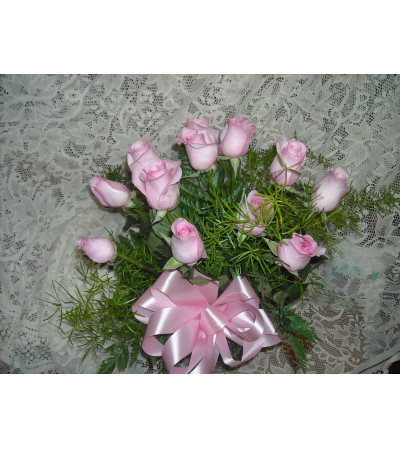 Perfectly Pink roses