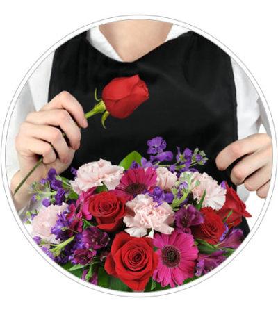 Florist's Choice for Romance