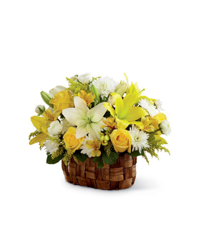 The FTD® Nature's Bounty™ Basket