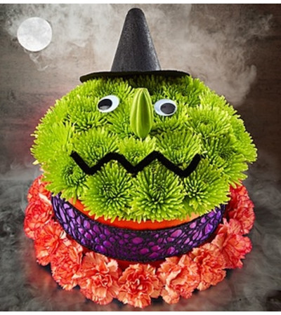 Bewitching Flower Cake™