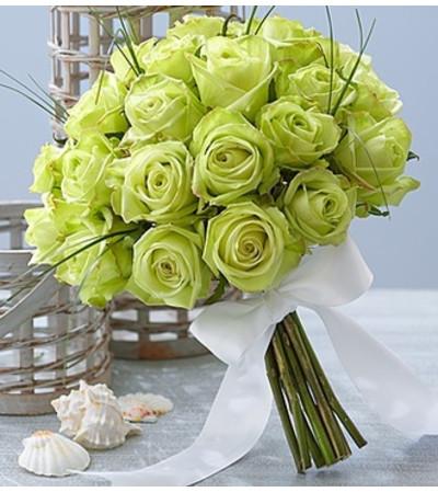Beach Wedding Rose Bouquet