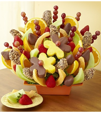 Abundant Fruit & Chocolate Tray™