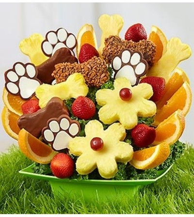 Bow Wow Bouquet